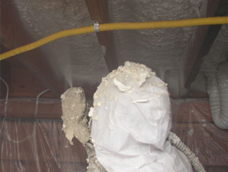 West Virginia Crawl Space Insulation